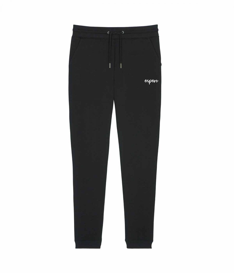espero clothing damen jogginghose schwarz