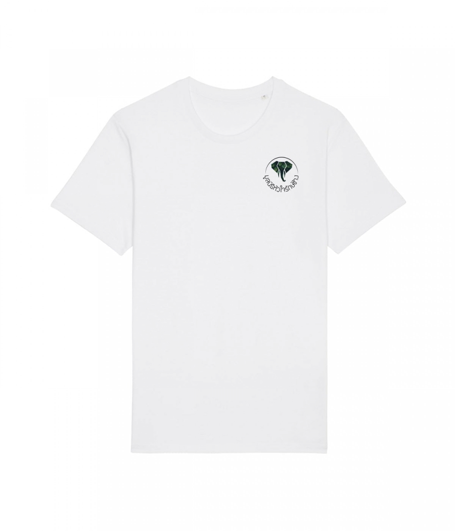 espero clothing herren shirt tyke wild white